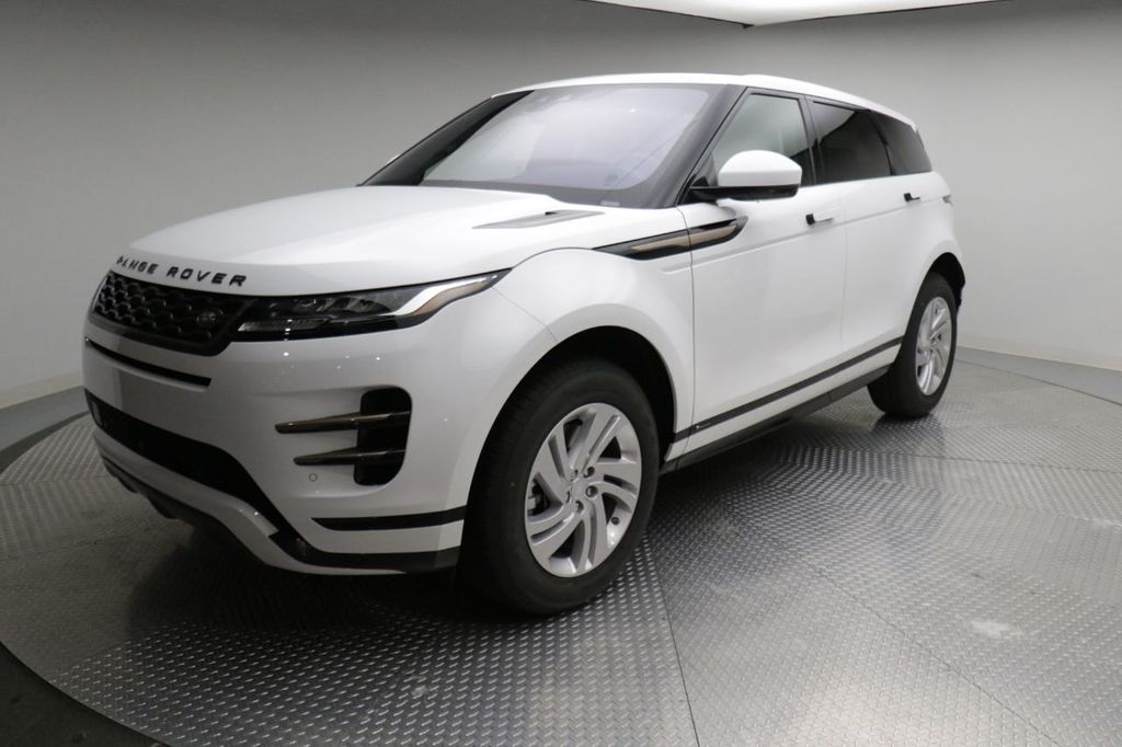New 2020 Land Rover Range Rover Evoque P300 R-Dynamic S