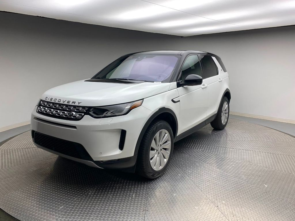 New 2020 Land Rover Discovery Sport SE 4WD