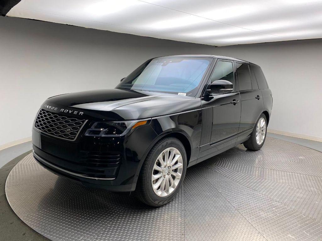 New 2020 Land Rover Range Rover PHEV HSE
