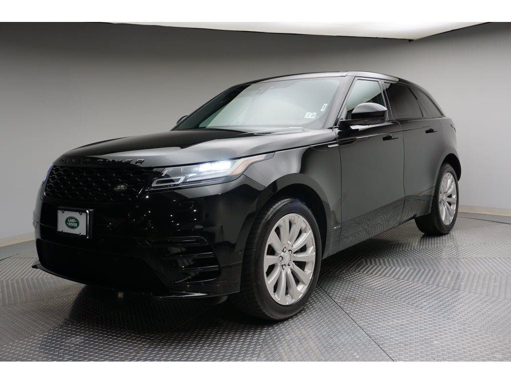 Certified Pre-Owned 2018 Land Rover Range Rover Velar P380 R-Dynamic SE