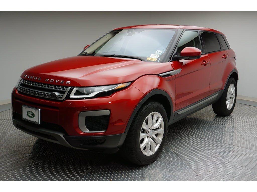 Pre-Owned 2017 Land Rover Range Rover Evoque 5 Door SE Premium