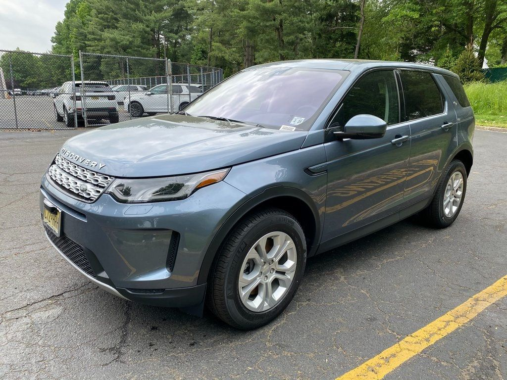 Certified Pre-Owned 2020 Land Rover Discovery Sport Standard 4WD