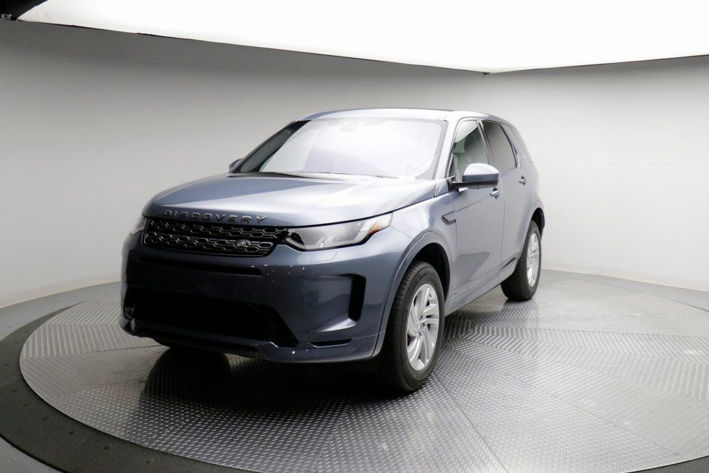 Certified Pre-Owned 2020 Land Rover Discovery Sport S R-Dynamic 4WD
