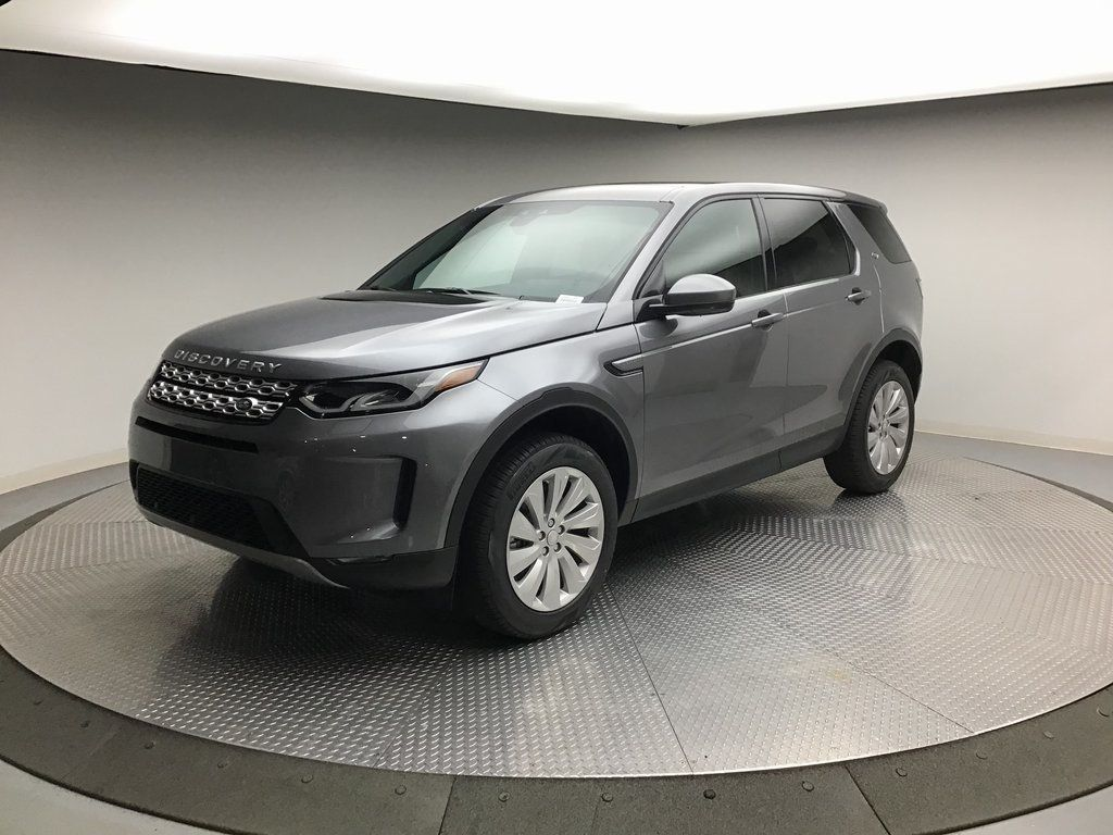 Certified Pre-Owned 2020 Land Rover Discovery Sport SE 4WD