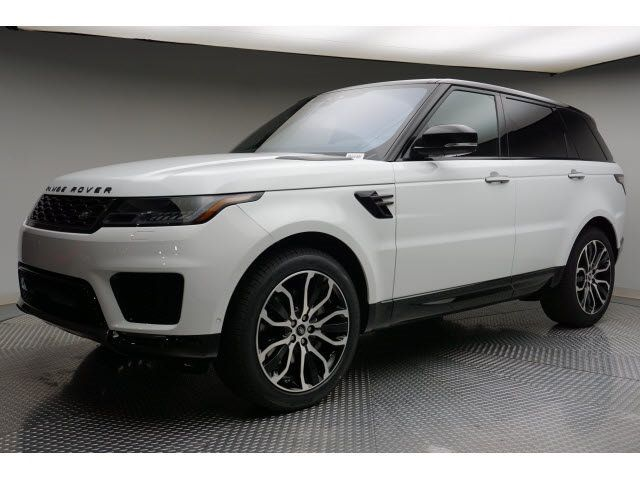 New 2021 Land Rover Range Rover Sport Turbo i6 MHEV HSE Silver Edition