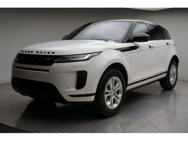 New 2021 Land Rover Range Rover Evoque AWD S