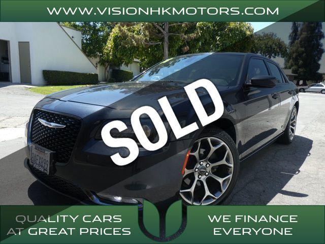 Used Chrysler 300 >> 2018 Used Chrysler 300 300s Rwd At Vision Hankook Motors Serving Garden Grove Ca Iid 18967239