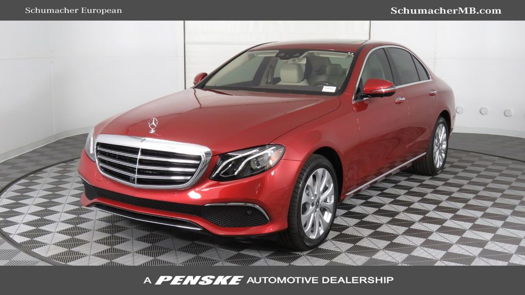 New 2019 Mercedes-Benz E 300 Luxury Rear Wheel Drive SEDAN