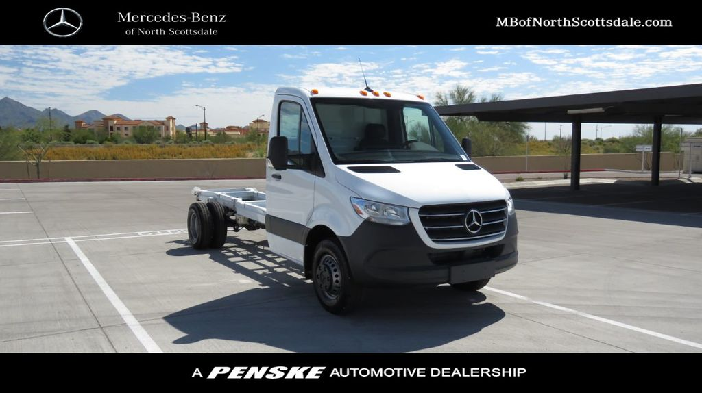 New 2019 Mercedes-Benz Sprinter Cab Chassis 3500XD Standard Roof 170