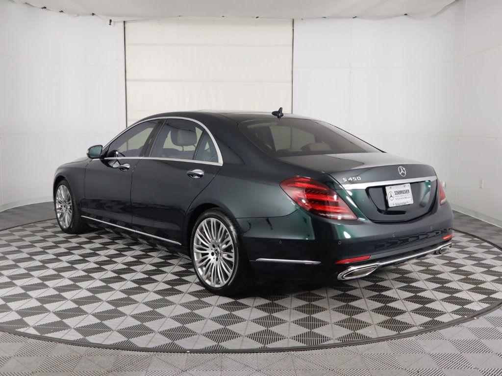 New 2020 Mercedes-Benz S-Class S 450 Sedan