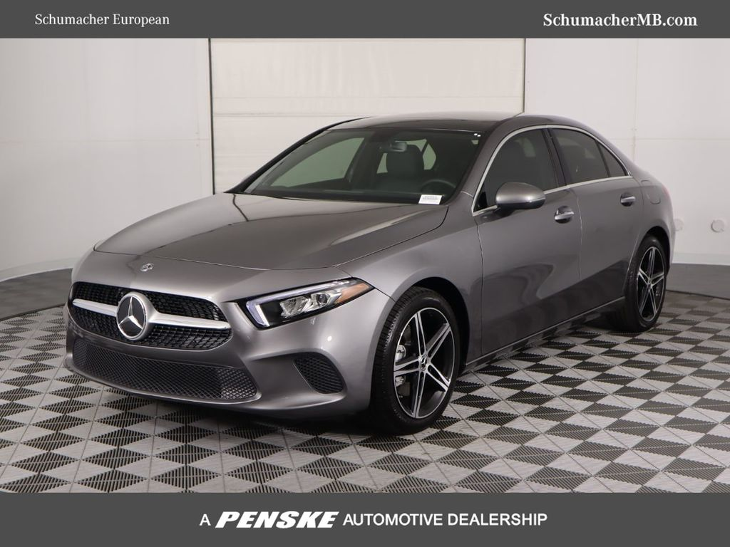 Certified Pre-Owned 2019 Mercedes-Benz A 220 Front Wheel Drive SEDAN