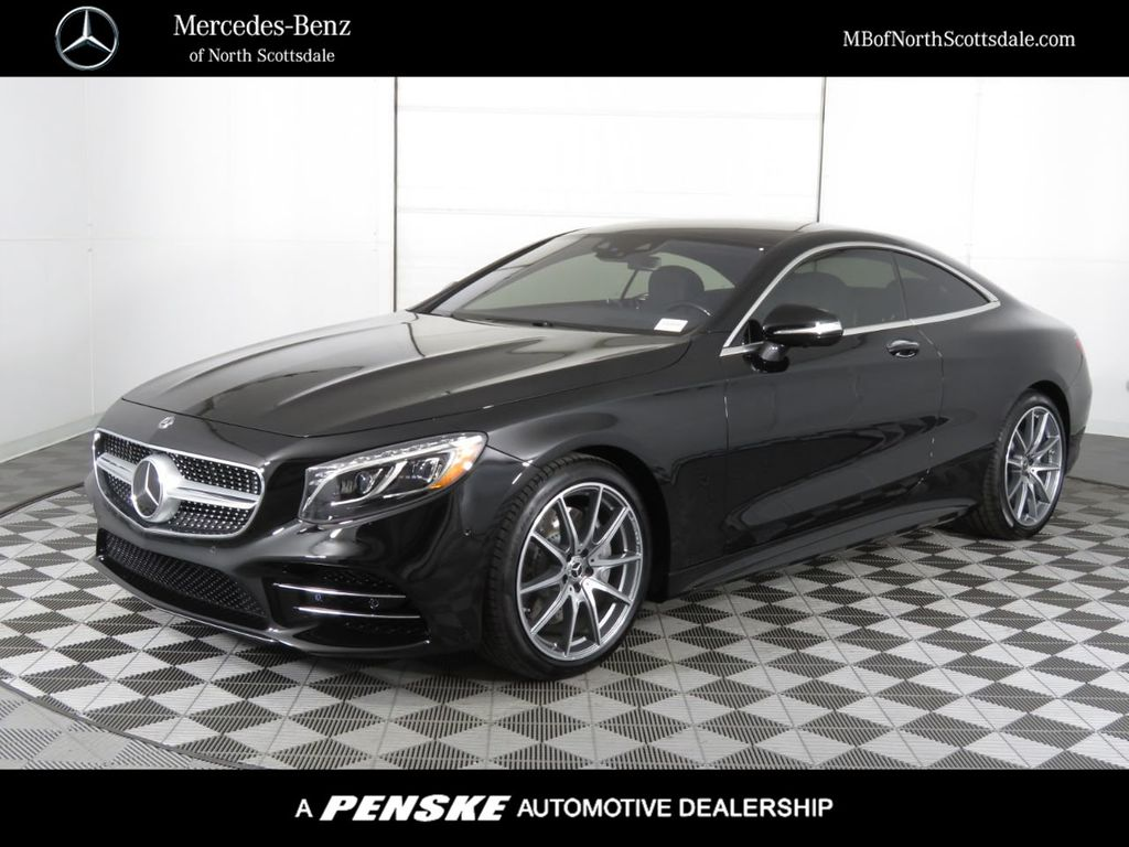New 2020 Mercedes-Benz S 560 With Navigation & AWD