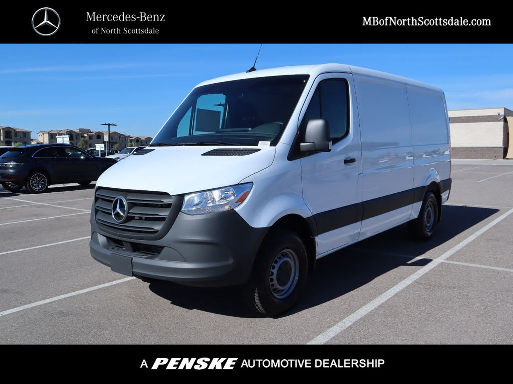 "New 2019 Mercedes-Benz Sprinter Cargo Van 1500 Standard Roof I4 144"" RWD"
