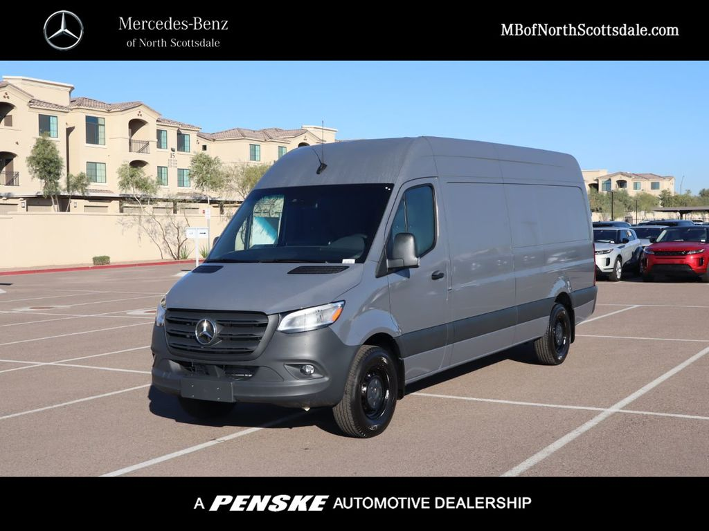 New 2019 Mercedes-Benz Sprinter 2500 Cargo Van