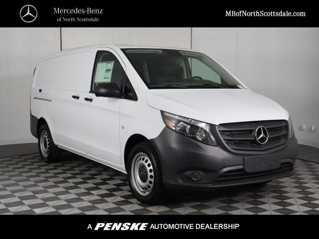 """New 2019 Mercedes-Benz Metris Cargo Van Metris Cargo Van Standard Roof 126"""" Wheelbase"""