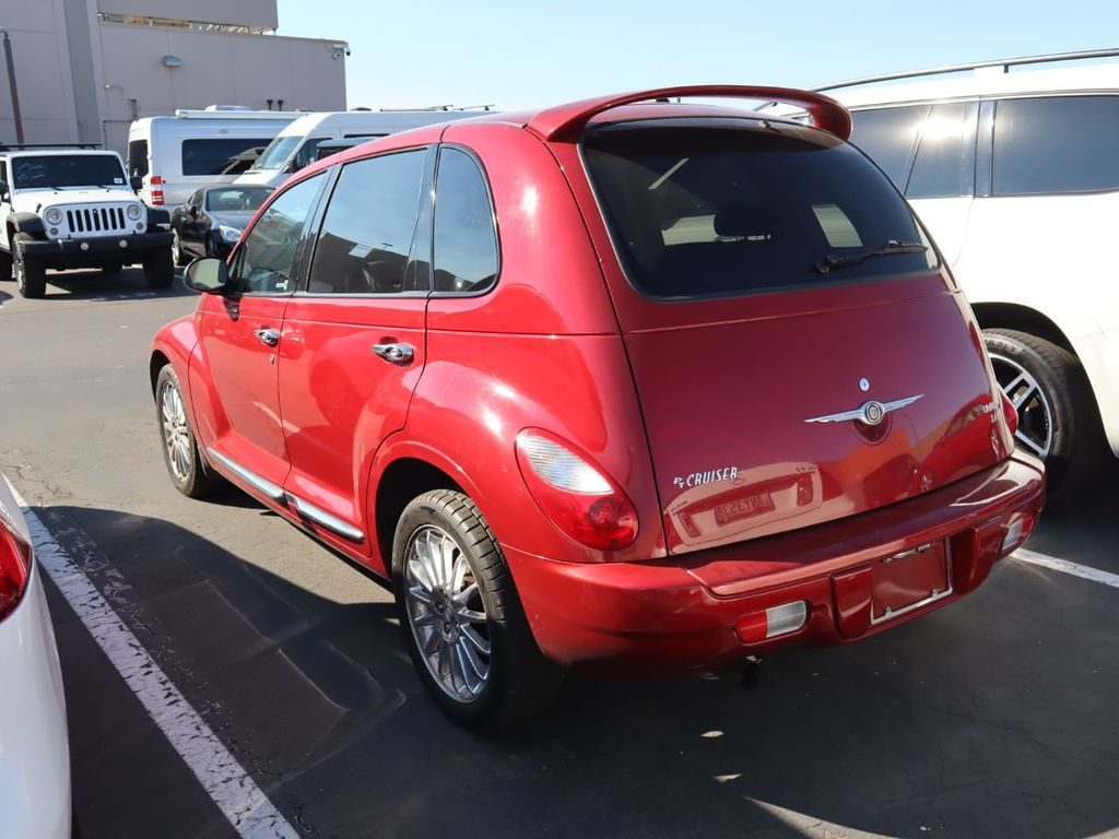 Pre-Owned 2008 Chrysler PT Cruiser 4dr Wagon Limited