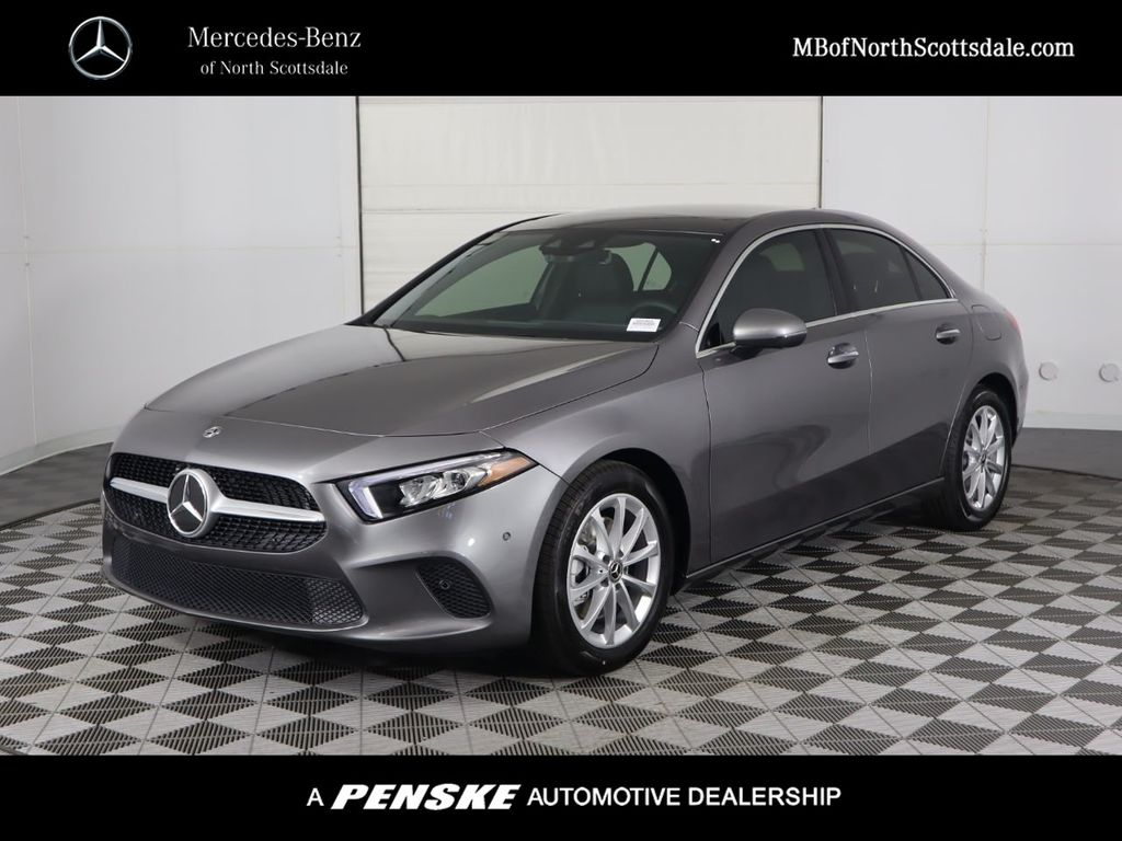 Certified Pre-Owned 2020 Mercedes-Benz A-Class A 220