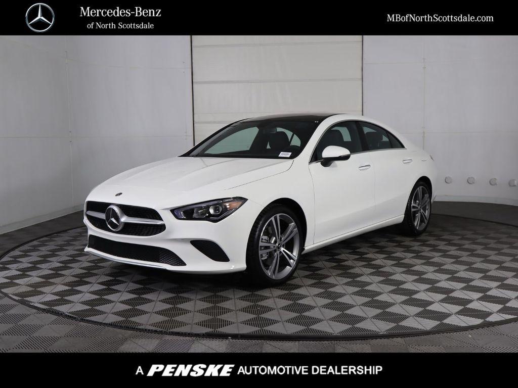 New 2021 Mercedes Benz Cla Cla 250 Coupe Coupe In Phoenix S07181 Penske Automall