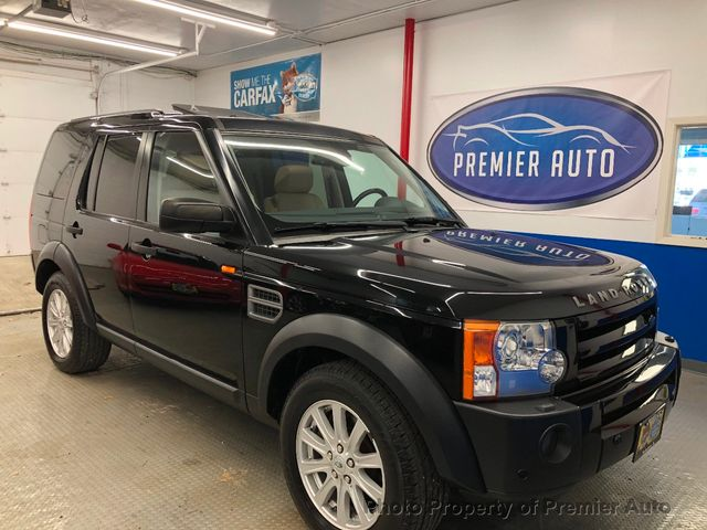 2008 Used Land Rover LR3 4WD 4dr SE at Premier Auto Serving Palatine, IL,  IID 16558224