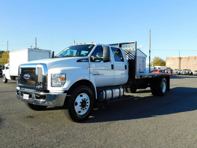 Ford Trucks 2016 >> 2016 Used Ford F 650 At Battlefield Pre Owned Commercial Trucks Serving Manassas Va Iid 19473571