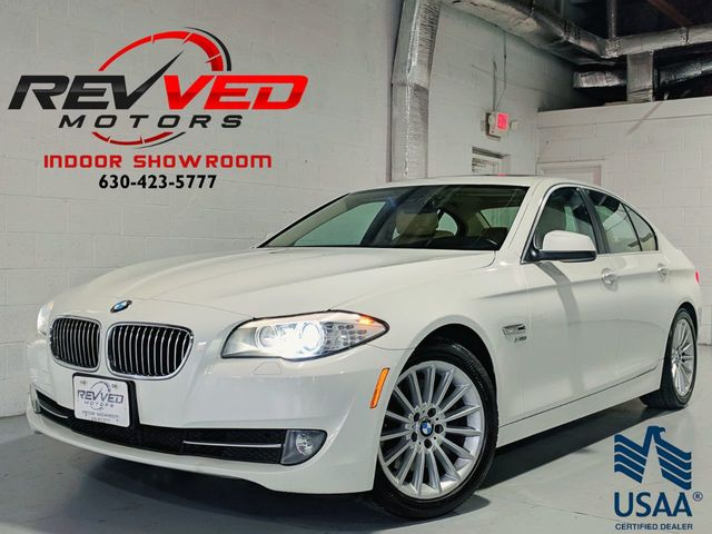 2011 Used BMW 5 Series 535i xDrive at Revved Motors Serving Addison, IL,  IID 19303174