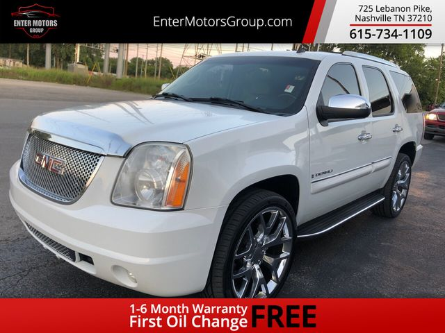 Used Yukon Denali >> 2008 Used Gmc Yukon Denali Awd 4dr At Enter Motors Group Nashville Tn Iid 19173838