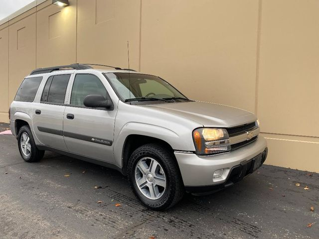 2004 Chevrolet Trailblazer >> 2004 Used Chevrolet Trailblazer 4dr 2wd Ext Ls At Luxury Of North America Serving Chicago Aurora Naperville Il Iid 19575259