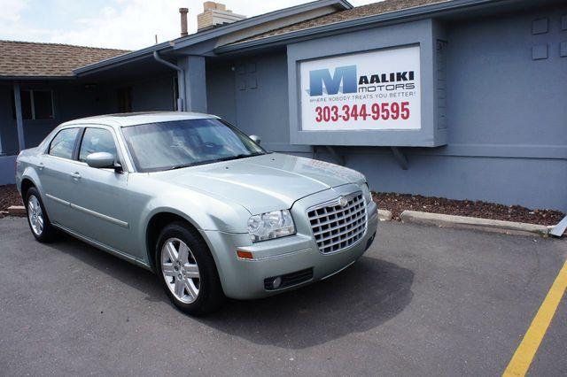 Used Chrysler 300 >> 2006 Used Chrysler 300 4dr Sedan 300 Touring Awd At Maaliki Motors Serving Aurora Denver Co Iid 17546147