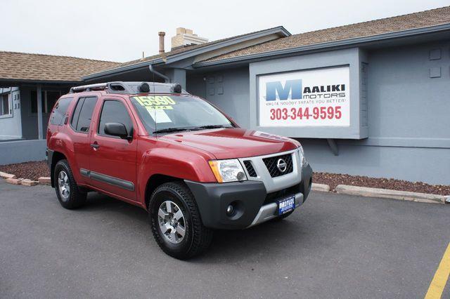 2011 Nissan Xterra >> 2011 Used Nissan Xterra Off Road At Maaliki Motors Serving Aurora Denver Co Iid 17598858