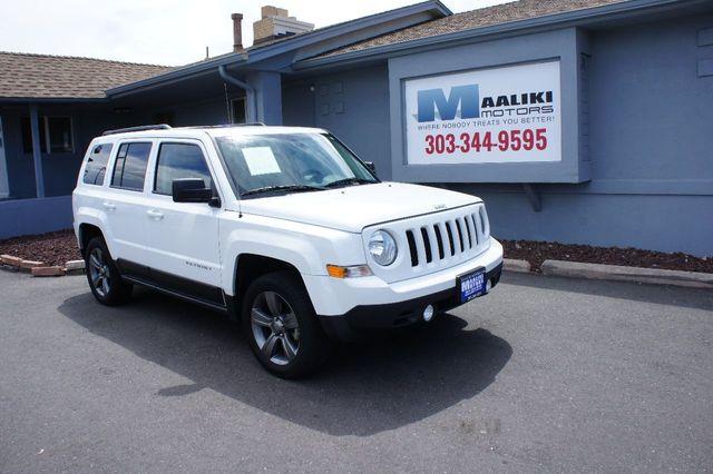 2015 Used Jeep Patriot 4WD 4dr Latitude at Maaliki Motors Serving Aurora,  Denver, CO, IID 17719901