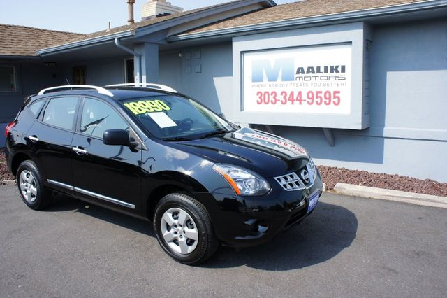 Nissan Rogue Select >> 2015 Used Nissan Rogue Select Awd 4dr S At Maaliki Motors Serving Aurora Denver Co Iid 17961951