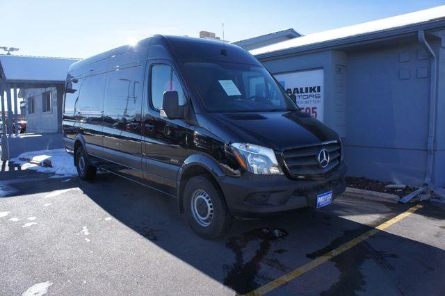 Used Mercedes Sprinter Van >> 2016 Used Mercedes Benz Sprinter Cargo Vans At Maaliki Motors Serving Aurora Denver Co Iid 18501049