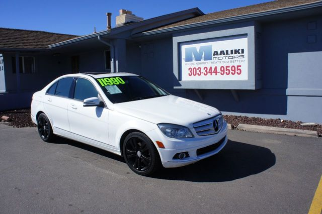 2011 Used Mercedes-Benz C-Class C300 at Maaliki Motors Serving Aurora,  Denver, CO, IID 18675440