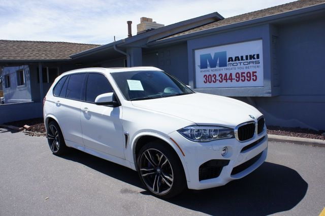 2017 Used Bmw X5 M Sports Activity Vehicle At Maaliki Motors Serving Aurora Denver Co Iid 18794276