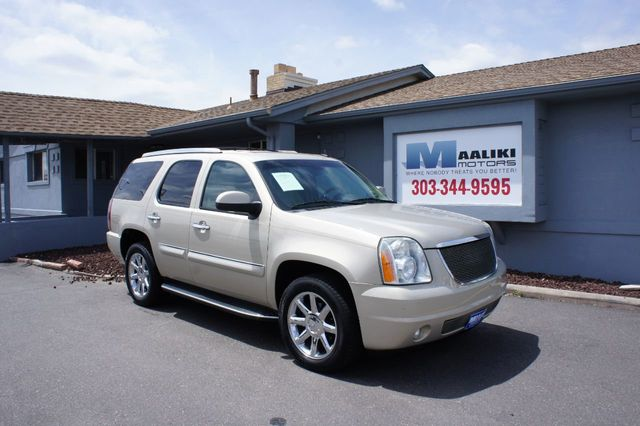 Used Yukon Denali >> 2008 Used Gmc Yukon Denali Awd 4dr At Maaliki Motors Serving Aurora Denver Co Iid 18903330
