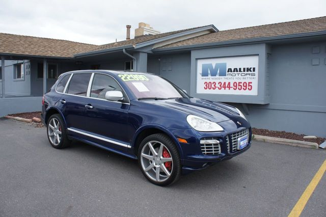 2008 Used Porsche Cayenne Awd 4dr Turbo At Maaliki Motors Serving Aurora Denver Co Iid 18948457
