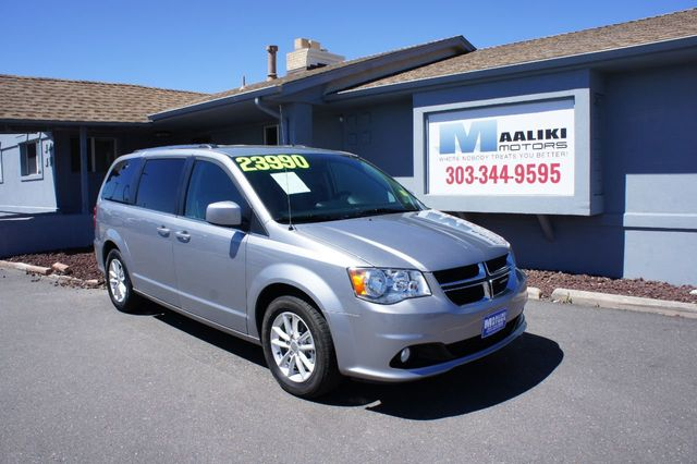 Used Dodge Caravan >> 2019 Used Dodge Grand Caravan Sxt Wagon At Maaliki Motors Serving Aurora Denver Co Iid 18985559