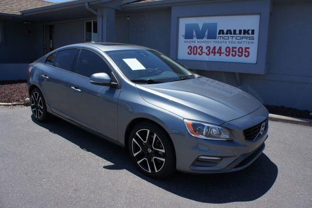 Used Volvo S60 >> 2017 Used Volvo S60 T5 Awd Dynamic At Maaliki Motors Serving Aurora Denver Co Iid 19021138