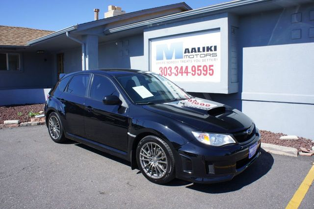Used Subaru Impreza Hatchback >> 2013 Used Subaru Impreza Wagon Wrx At Maaliki Motors Serving Aurora Denver Co Iid 19109275