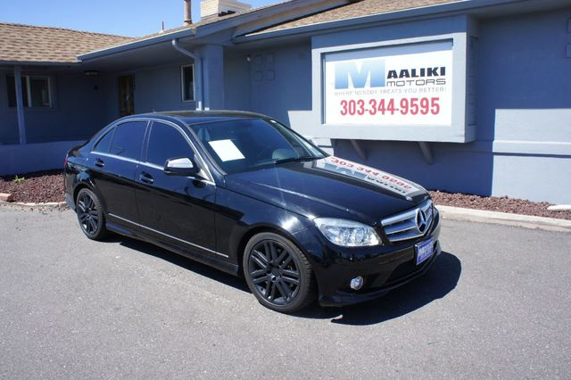 2009 Used Mercedes Benz C Class C300 4dr Sedan 3 0l Sport 4matic At Maaliki Motors Serving Aurora Denver Co Iid 19127651