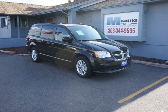 Used Dodge Caravan >> 2016 Used Dodge Grand Caravan At Maaliki Motors Serving Aurora Denver Co Iid 19242182