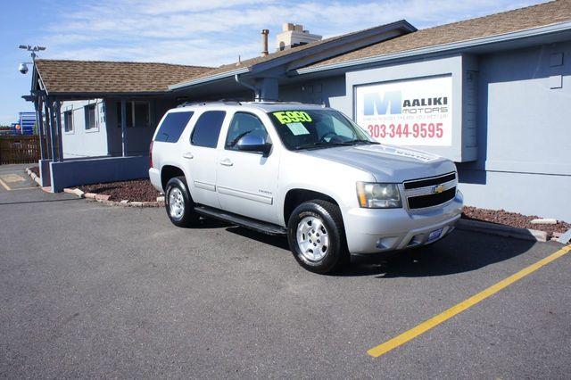 2010 Chevrolet Tahoe >> 2010 Used Chevrolet Tahoe 4wd 4dr 1500 Lt At Maaliki Motors Serving Aurora Denver Co Iid 19269827