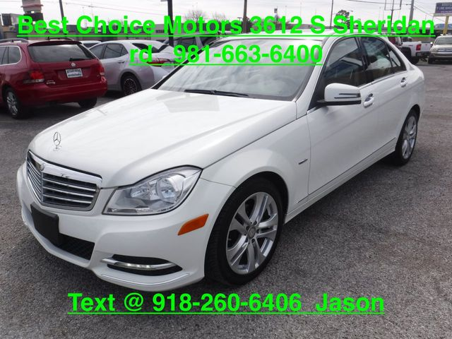 2012 Used Mercedes Benz C Class C 250 4dr Sedan C250 Luxury Rwd At