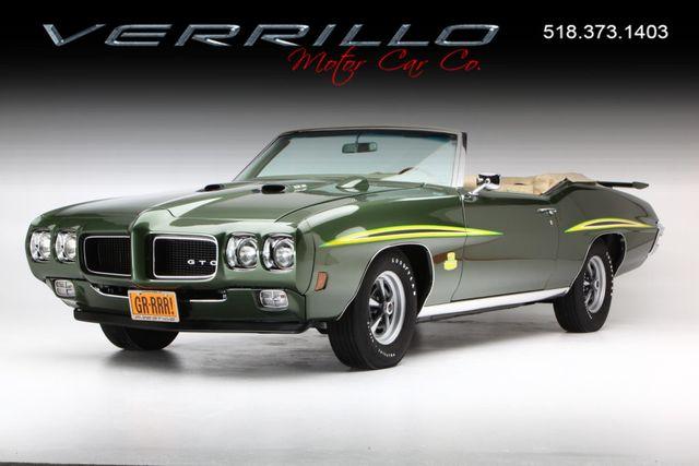 1970 Pontiac GTO Judge 1