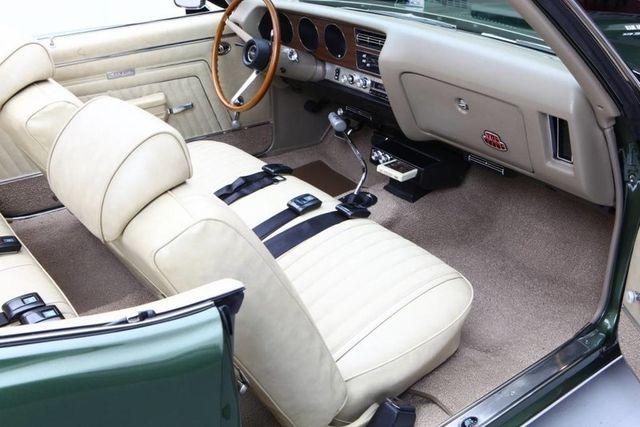 1970 Pontiac GTO Judge 13