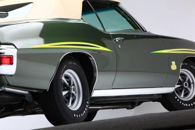 1970 Pontiac GTO Judge 18