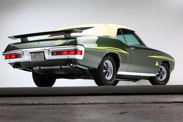 1970 Pontiac GTO Judge 19