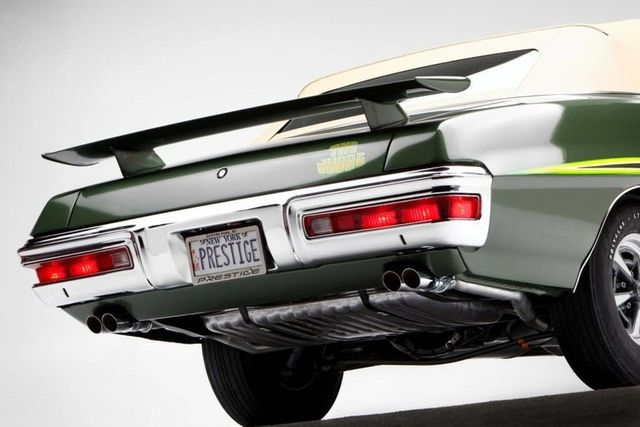 1970 Pontiac GTO Judge 2