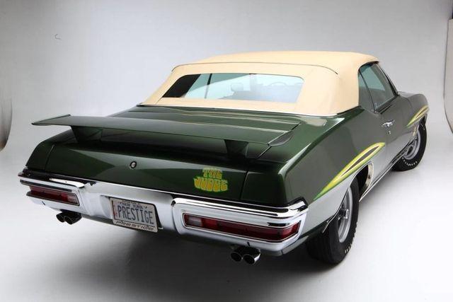 1970 Pontiac GTO Judge 26