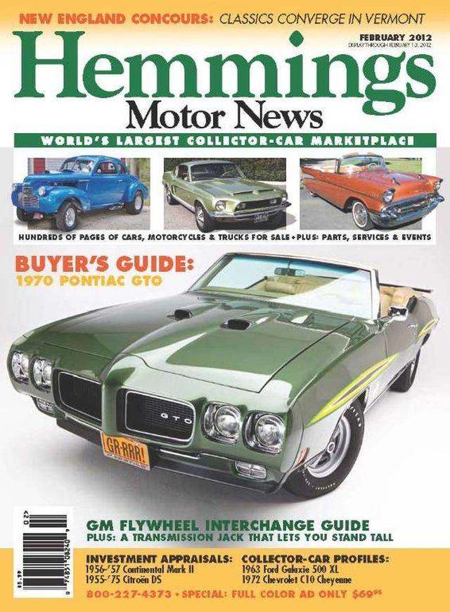 1970 Pontiac GTO Judge 3